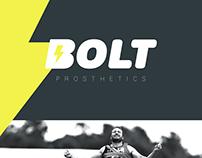 Prosthetics [branding concept #1]