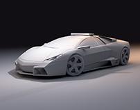 Lamborghini Reventon seacrest county police
