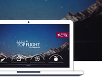 Landing page - Club top flight