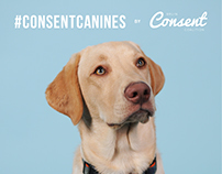 #ConsentCanines & #ConsentCats