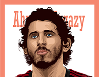 Ahmed Hegazy Vector Art