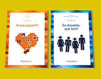 Illustrations and graphic design. Escola de Consum