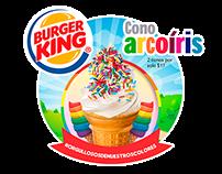 Burger King ARCOÍRIS