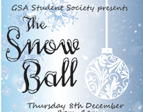 Guildford School of Acting- 'The Snow Ball'