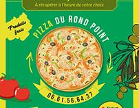 Flyer Pizza food truck