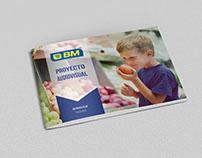 Dossier presentación Supermercados BM