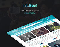 InfoGue.ID News Portal