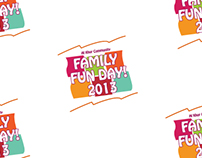 EID Family Fun Day - Branding