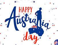 John Mason International Australia Day Campaign & Brand