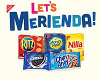 Let's Merienda! Nabisco Shopper Marketing Program