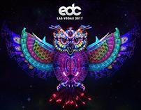 Gaia | EDC Las Vegas 2017