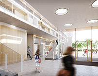 Ecole élémentaire / Sigwalt Architectes
