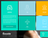 Fasecolda Propuesta website.
