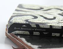 C.S.Lewis' Alice's Adventures in Wonderland Book Cover