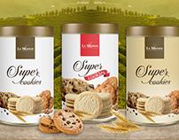 Butter cookies design