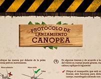 Protocolo Canopea Parque Panaca