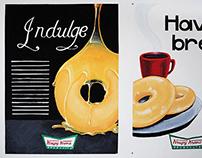 Krispy Kreme Ads