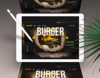Premium One Page Restaurant Template_Free Download