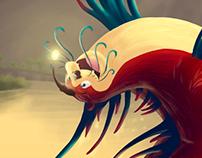 Dobhar Chú Creature Design