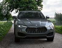 Maserati Levante (WIP)