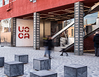 UCCA Center for Contemporary Art Beijing