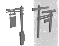 3D Model from concept art
