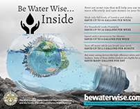 bewaterwise ad redesign