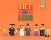 LIFE OF LEGO