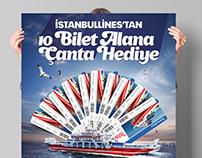 İstanbullines Kampanya