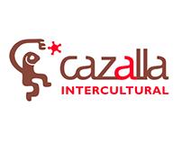 Diseño de logotipo Cazalla Intercultural