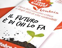 Comunicazione visiva Fa' la cosa giusta! Umbria