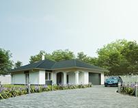 Family House and Garden