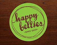 Happy Bellies brand development
