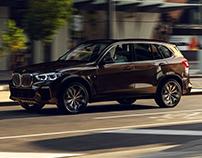 BMW X5 2019 CGI