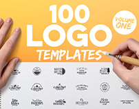 100 Fresh New Logos Vol.1