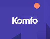 Komfo Brand Transformation