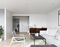 Visuals | Interior design | Nordic house - Klovingstone
