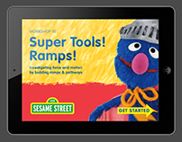 Sesame Street Preschool iPad Curriculum