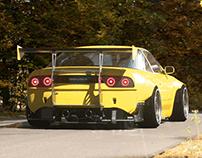 Nissan 380SX Renders
