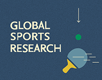 Global Research of Sports Infographic