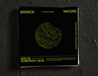 Broken Nature // ADV for G7 Bologna