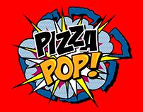 Nuevo Menú para Pizza Pop