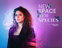 NEW SPACE NEW SPECIES