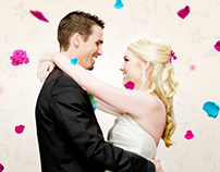 Wedding dance instruction | Web design
