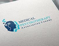 Logo Design Medical Psychotherapy Canada