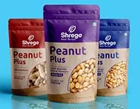 Package design - Shrego