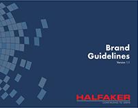 Halfaker & Associates Brand Identity