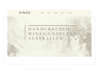 Corporate Design - VINOZ.lu