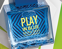 Play Seduction Antonio Banderas Fragrance Design
