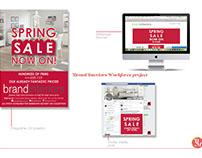 Brand Interiors I  Spring Sale
